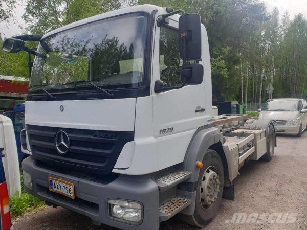 Mercedes-Benz 1829 euro 5
